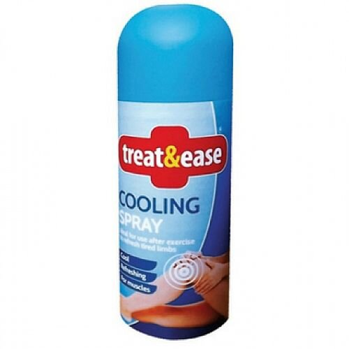 Treat &Ease Cooling Cold Spray 150ml Pack of 1