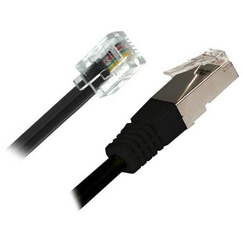Cisco - Network cable - RJ-11 (M) to RJ-45 (M) - for Cisco 1841 2-pair, 1841 4-pair, 28XX 2-pair, 28XX 4-pair; High-Speed 4