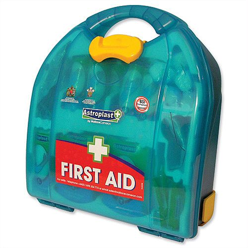 Wallace Cameron BS8599-1 Medium First Aid Kit 1-20 Users