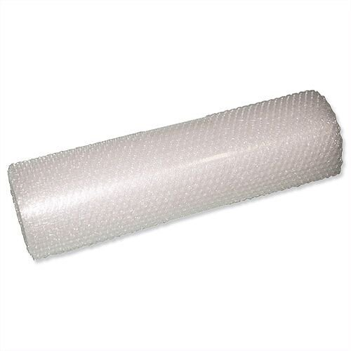 Jiffy Bubble Wrap Film Roll 500mm x 3m Clear