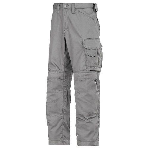 "Snickers CoolTwill Trousers Grey Waist 28"" Inside leg 32"" WW1"