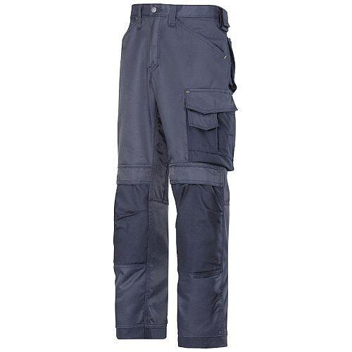 "Snickers DuraTwill Trousers Navy Waist 35"" Inside leg 35"" WW1"