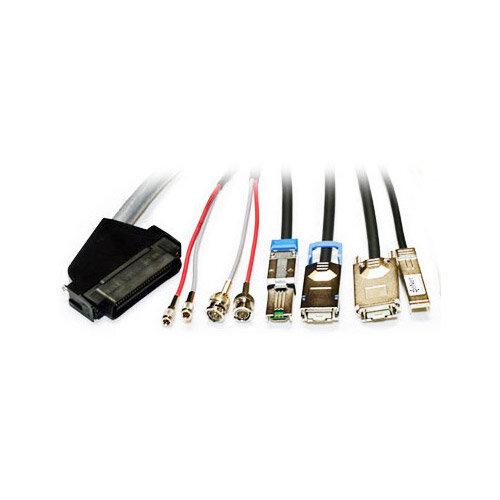 Lenovo - Network cable - LC multi-mode (M) to LC multi-mode (M) - 5 m - fibre optic - OM3 - for Converged HX2310; ThinkAgile HX1320; HX2320; HX3320; VX2320; VX3520; VX3720