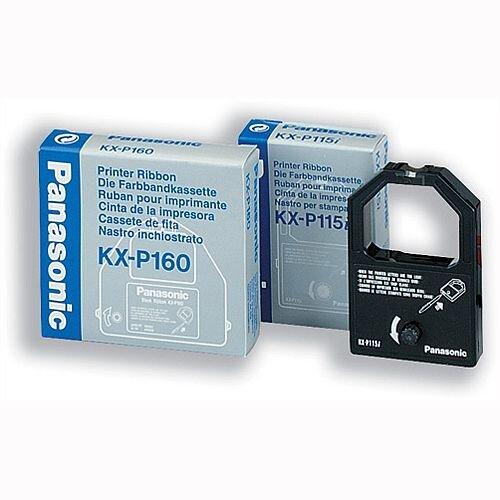 Panasonic KXP115 Printer Ribbon Black for KXP1080 1081 1150 1170 1180 1595 1695