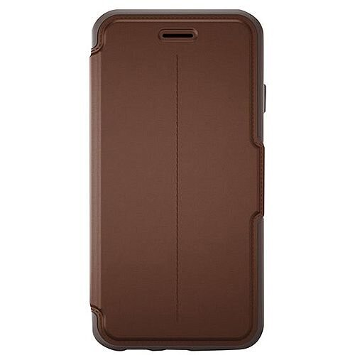 outlet store 2e0f9 2e155 OtterBox Strada Flip Cover For Apple iPhone 6 6S Saddle