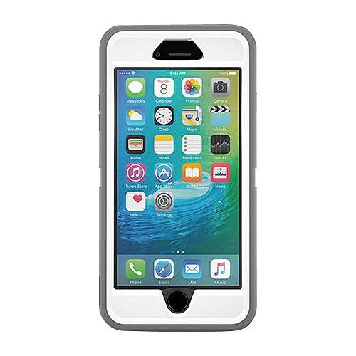 c1e0b41249 OtterBox Defender Series Back Cover For Apple iPhone 6 Plus 6S Plus Glacier  - HuntOffice.ie