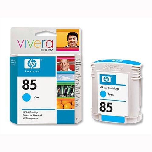 HP 85 Cyan Inkjet Cartridge C9425A