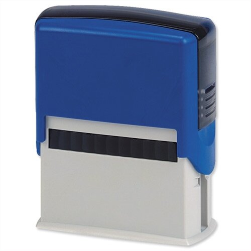 5 Star Custom 6 Lines Self-Inking Imprinter Stamp 59x24mm