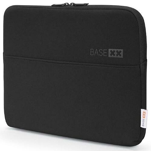 "DICOTA BASE XX Laptop Sleeve 15.6"" - Notebook sleeve - 15.6"" - black"