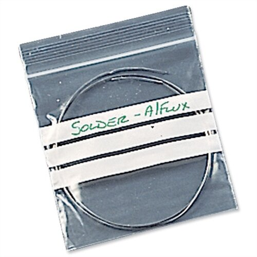 Write On Grip Seal Write On Bags 75x82mm Pack 1000