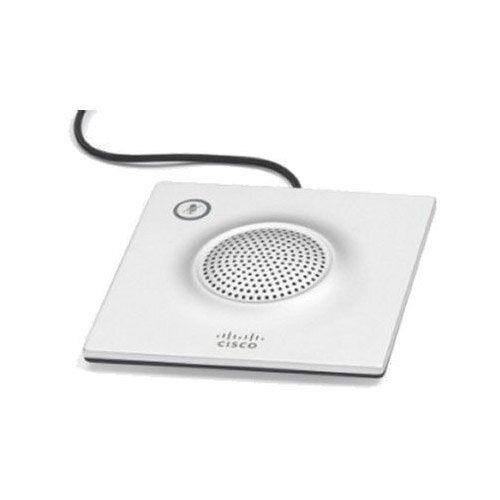 Cisco Telepresence Table Mic 20 - Microphone - for Spark Room 70 Dual (MSRP for cloud registration), Room 70 Single (GPL)