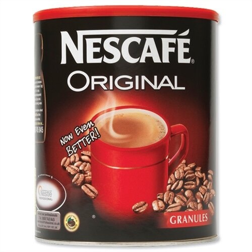 Nescafe Original Coffee 750g Tin Granules A00940