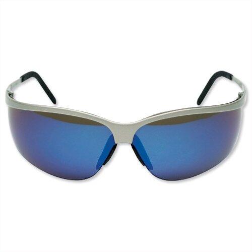 Blue Lens Safety Glasses