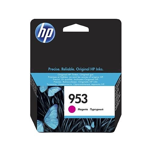 HP 953 Magenta Standard Yield Ink Cartridge F6U13AE
