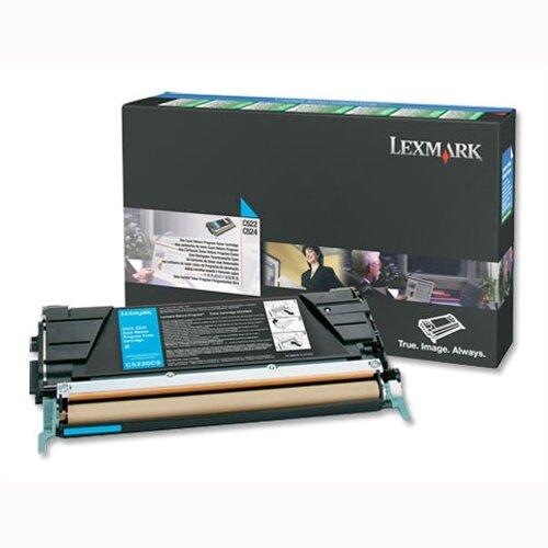 Lexmark C5220CS Cyan Toner Cartridge