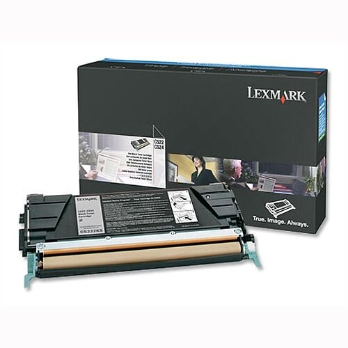 Lexmark C5220KS Black Toner Cartridge