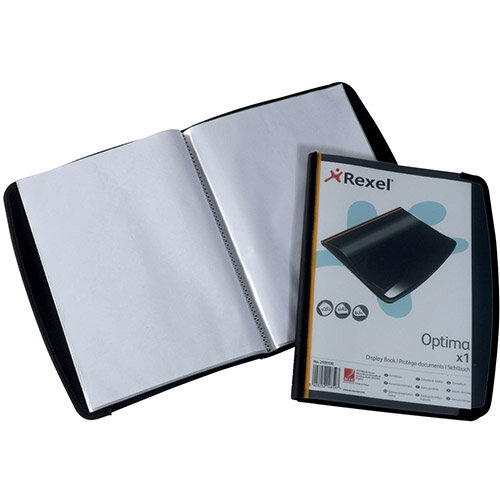 Rexel 20 Pocket Professional Display Book A4 2101130