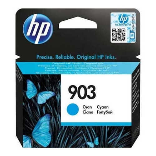 HP 903 Inkjet Cartridge Cyan T6L87AE