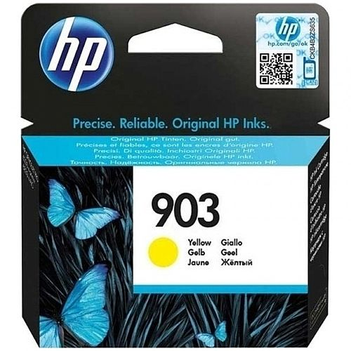 HP 903 Inkjet Cartridge Yellow T6L95AE