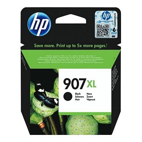 HP 907XL Inkjet Cartridge Black T6M19AE
