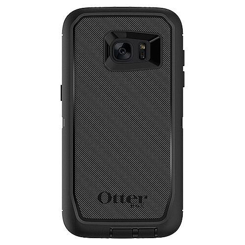 best sneakers 7abcc da999 OtterBox Defender Series Protective Case For Samsung Galaxy S7 Edge Black