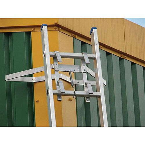 Aluminium Ladder Stand Off - With V Insert Max Load 110kg