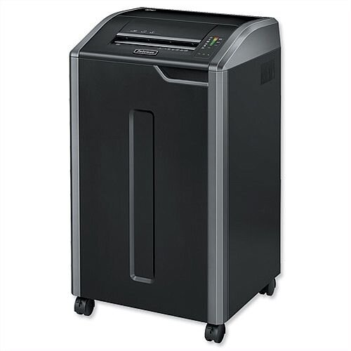 Fellowes 425Ci Shredder Cross Cut Auto-Oil DIN P-4