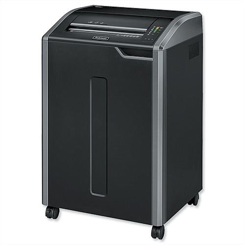 Fellowes 485Ci Heavy Use Shredder Cross Cut DIN P-4