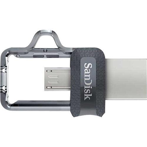 SanDisk Ultra Dual M3.0 - USB flash drive - 16 GB