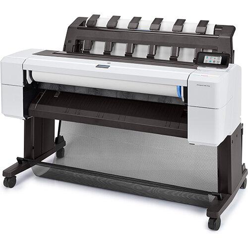 HP Designjet T1600 Large Format Thermal Inkjet Printer - 2400 x 1200 dpi - A0,A1,A2,A3,A4 - Cyan,Grey,Magenta,Matte Black,Photo Black,Yellow