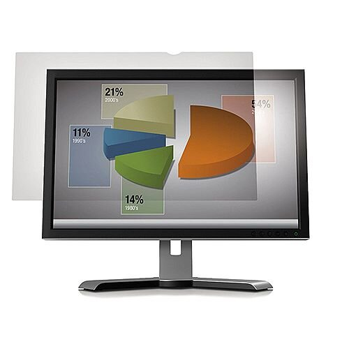 3M Frameless Anti-Glare Filter for Desktops 19in Standard 5:4 AG19.0