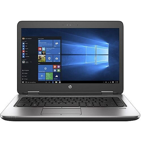 hp probook 640 g2 notebook 14 core i3 6100u 4 gb ram 500 gb hdd laptop. Black Bedroom Furniture Sets. Home Design Ideas