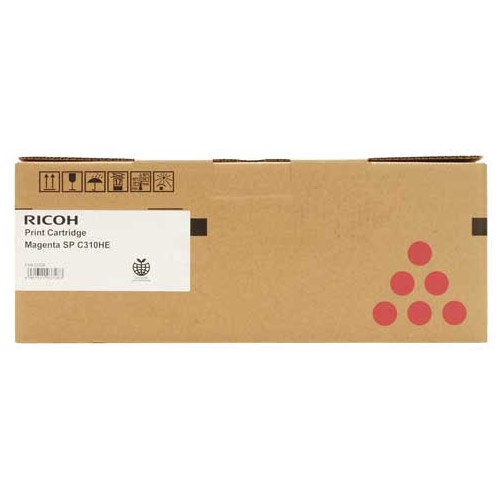 Ricoh High Capacity Magenta 407636 / 406481 Toner Cartridge
