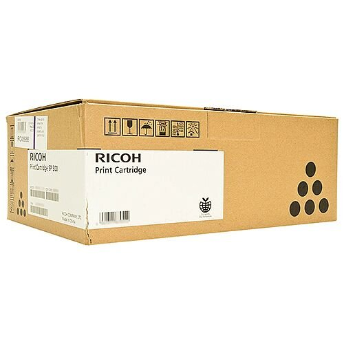 Ricoh Standard Capacity Black 407510 Toner Cartridge