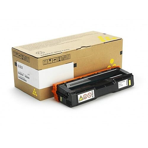 Ricoh Yellow 407534 Toner Cartridge