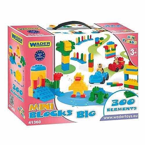 Min Blocks 300 pieces
