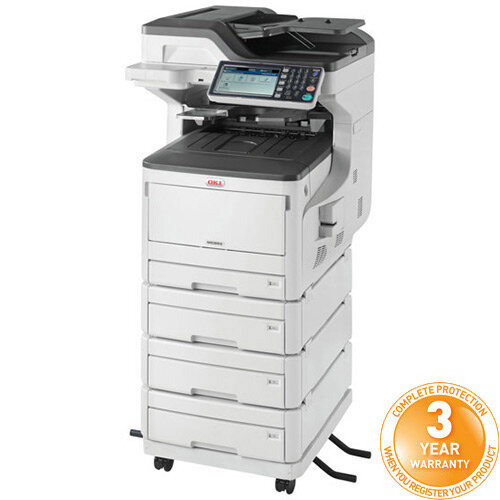 OKI MC873dn A3 Colour Multifunction LED Laser Printer 45850623