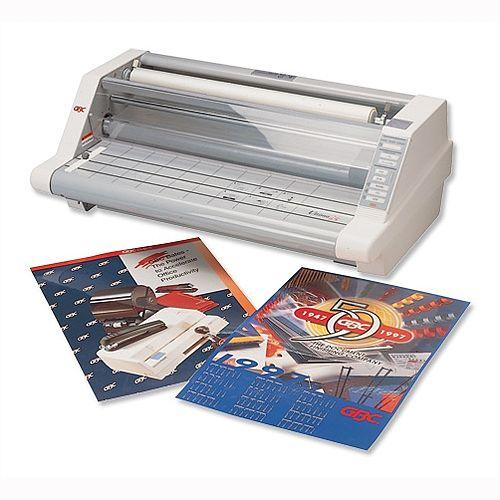 GBC RollSeal Ultima 65 Roll Laminator 1710760