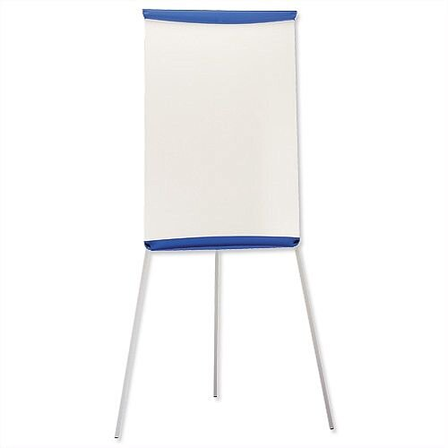 Flipchart Easel with Blue Trim 5 Star