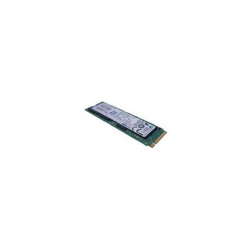 Samsung - Solid state drive - encrypted - 256 GB - internal - M.2 - PCI Express 3.0 x4 (NVMe) - TCG Opal Encryption - for ThinkPad A275; A475; E570; L480; P51; P52; P71; T470; T570; X1 Carbon; X1 Yoga; X270; X280