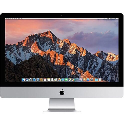 Apple iMac All-in-One Desktop PC Core i5 2.3 GHz 8 GB 1 TB LED 21.5in