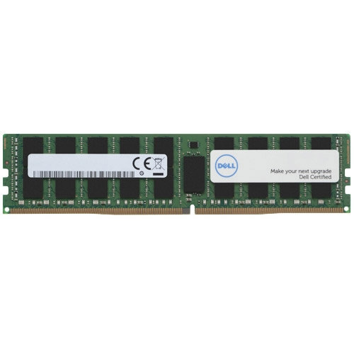 Dell - DDR4 - 8 GB - DIMM 288-pin - 2400 MHz / PC4-19200 - 1.2 V - unbuffered - ECC - for PowerEdge R230, R330, T130, T30, T330; Precision Tower 3420, 3620