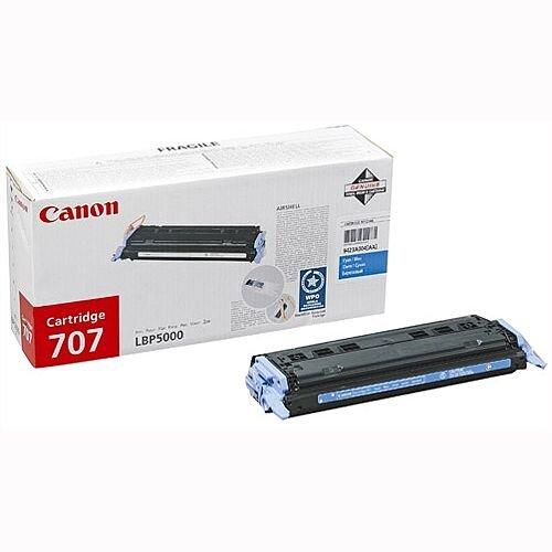 Canon 707 Cyan Toner Cartridge 9423A004 707C