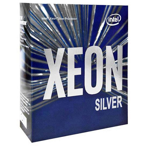Intel Xeon Silver 4116 - 2.1 GHz - 12-core - 24 threads - 16.5 MB cache - LGA3647 Socket - Box