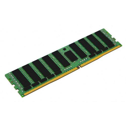 Kingston - DDR4 - 64 GB - LRDIMM 288-pin - 2666 MHz / PC4-21300 - CL19 - 1.2 V - Load-Reduced - ECC - for Lenovo ThinkSystem SD530; SN550; SN850; SR530; SR550; SR630; SR650; SR850; SR950; ST550
