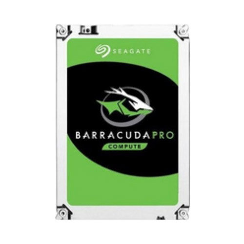 "Seagate Barracuda ST8000DM004 - Hard drive - 8 TB - internal - 3.5"" - SATA 6Gb/s - buffer: 256 MB"