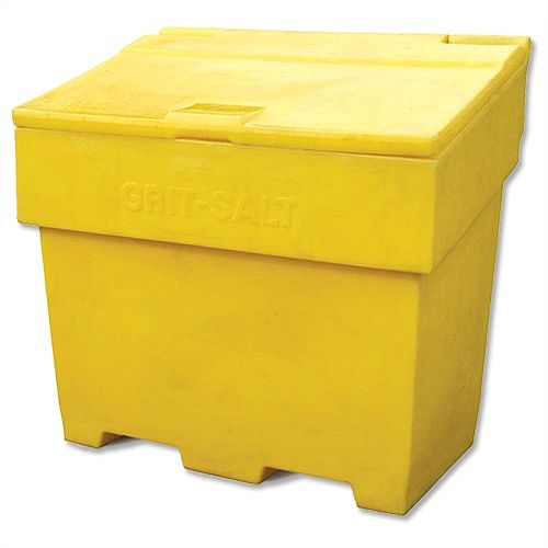 Charles Bentley Grit &Salt Bin Polyethylene 350kg Capacity SPC/GRIT400
