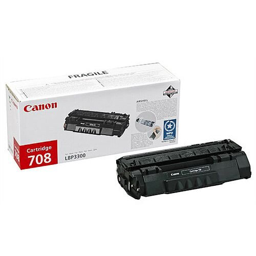 Canon 708 Black Toner Cartridge 0266B002