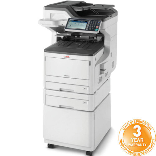 OKI MC873dnct A3 Colour Multifunction LED Laser Printer 45850624