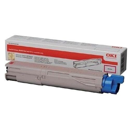OKI 45862838 Magenta Toner Cartridge Original